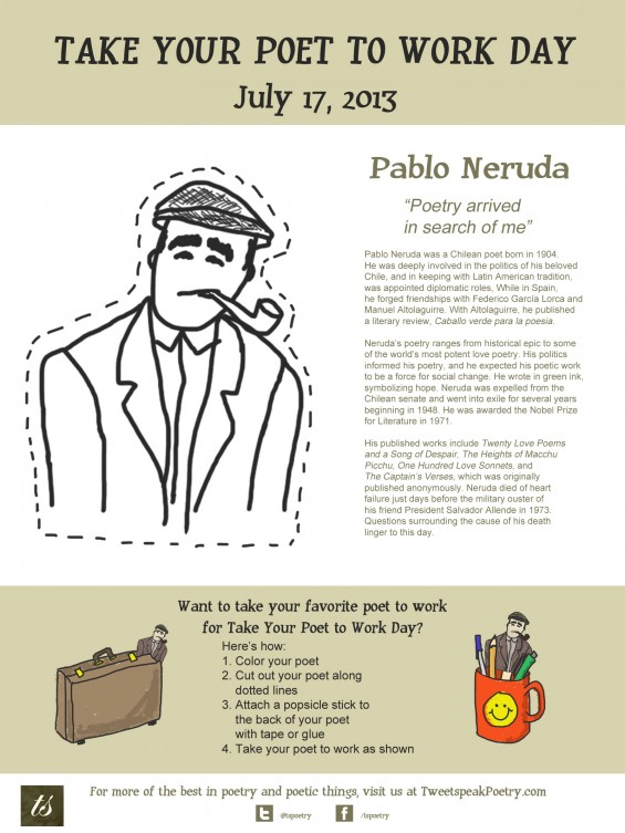 the differences between pablo nerudas political poetry and love poetry