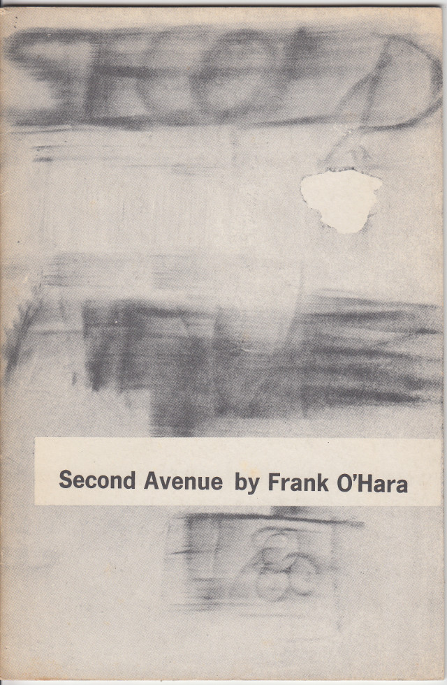an analysis of oharas collected poems Does the postmodern poem care about the past more importantly, was frank o'hara, as a torchbearer of the postmodern poetic, a loyal student of the past.