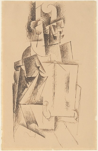 met-picasso-Seated-Man-Reading-a-Newspap