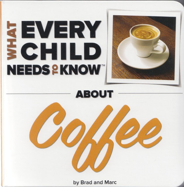 need to know coffee cover