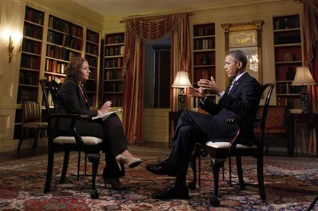 white-house-library obama ap