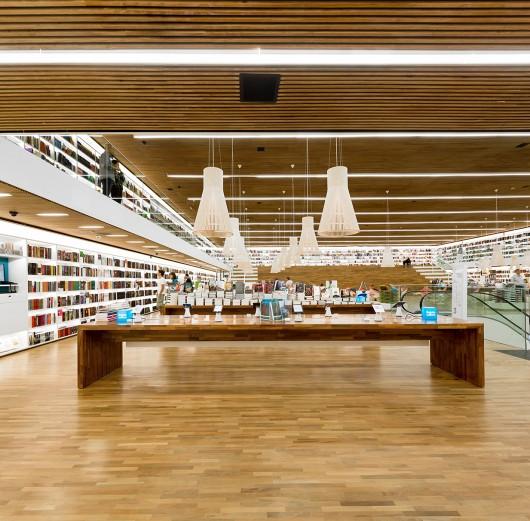 Cultura Bookstore - Studio MK27 3