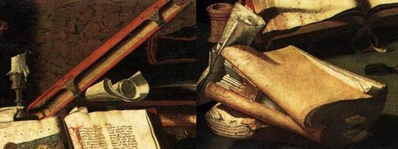 st jerome detail