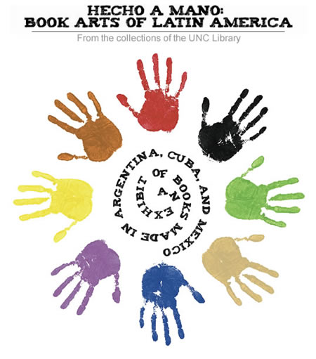 lat am book arts UNC