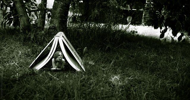 Sami Gone camping  12 06 13
