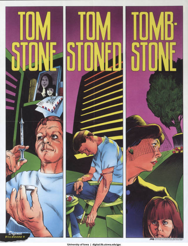 Tom Stone, Tom stoned, tomb-Stone 1995