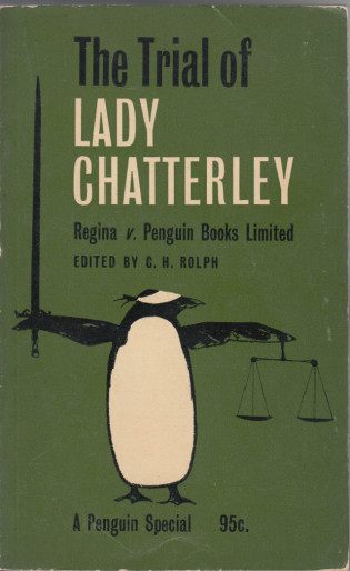 banned books lady chatterely