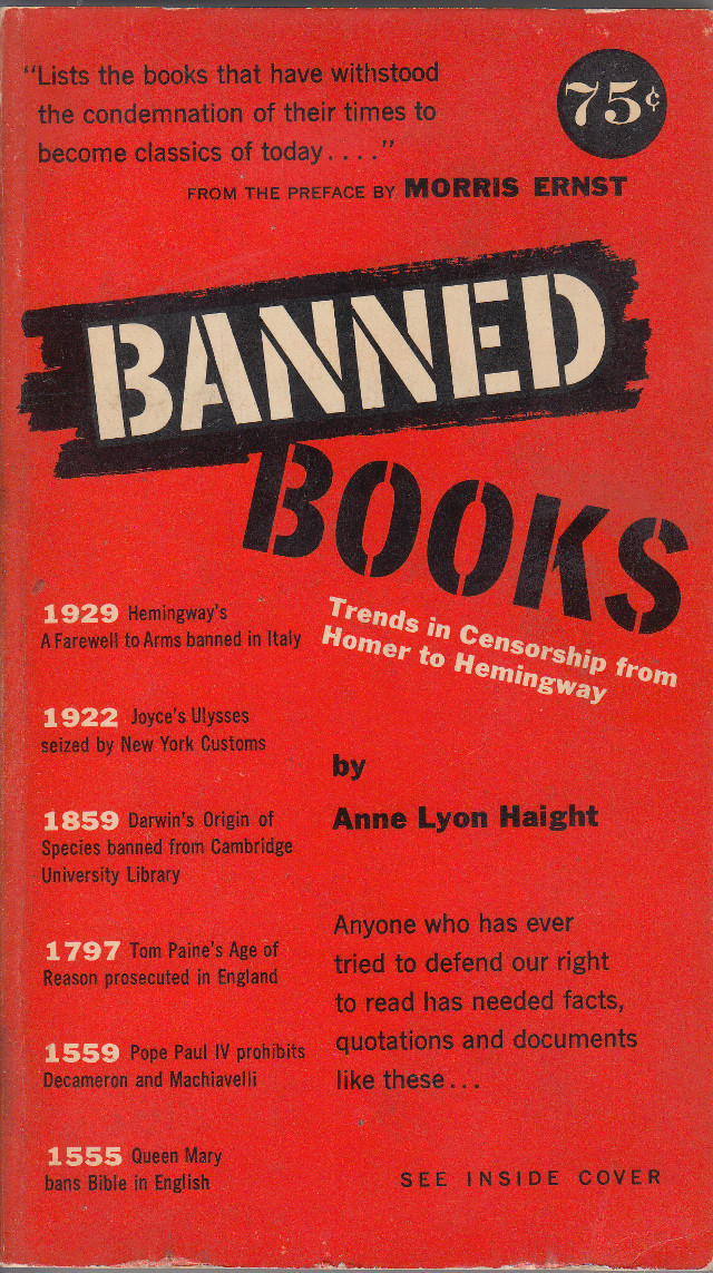banned books 2 essay