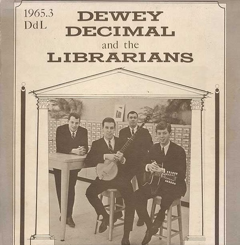 dewey decimal and the librarians