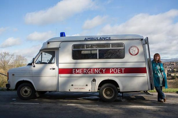 emergency poet