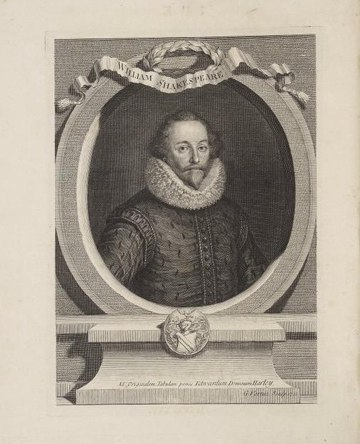 Folger frontis works 1725
