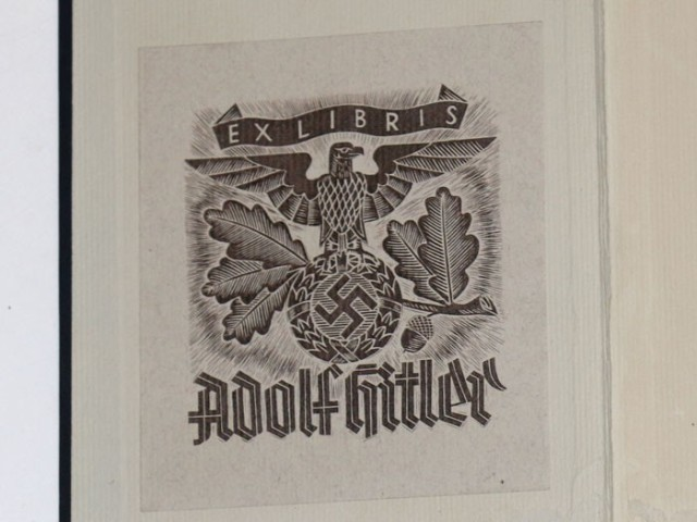 Mein-Kampf hitler'bookplate
