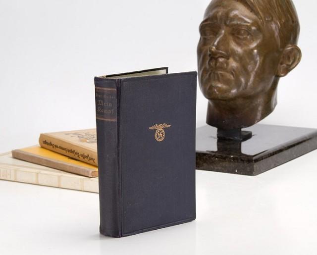 Mein-Kampf hitler's copy