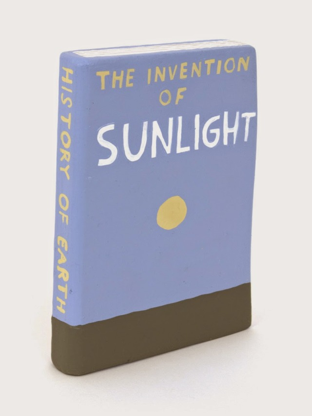 nathaniel russel invention of sunlight