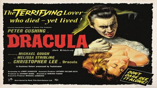 terror and wonder dracula