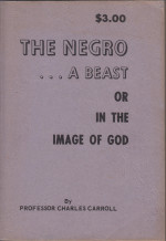 the negro a beast 2189