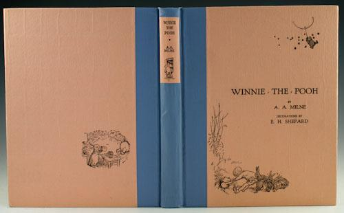 winnie the pooh large paper american