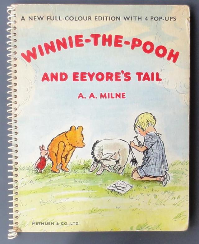 winnie the pooh pop up