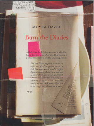 burn the diaries