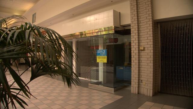 mall vacancy