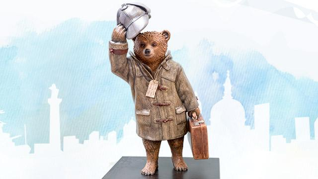paddington Sherlock Bear