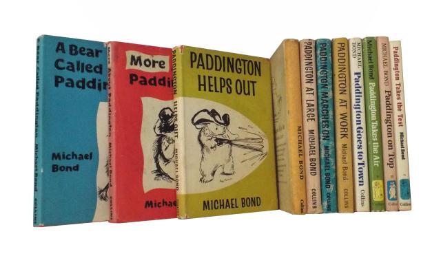 paddington books