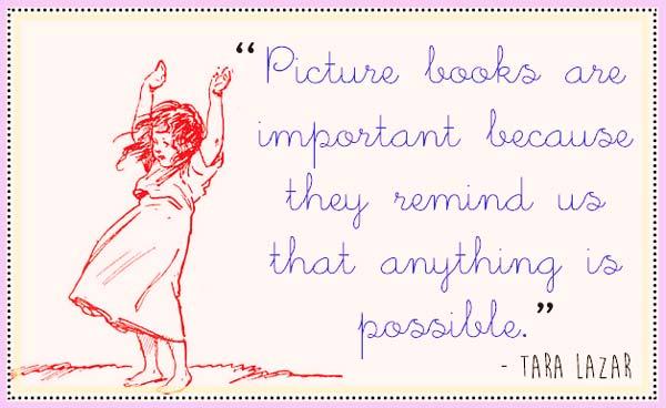 picture books lazar