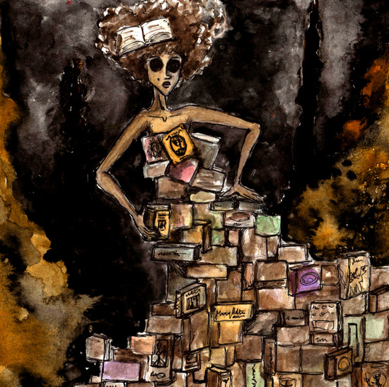 The Magic Of Books by Kevin Van Gysel