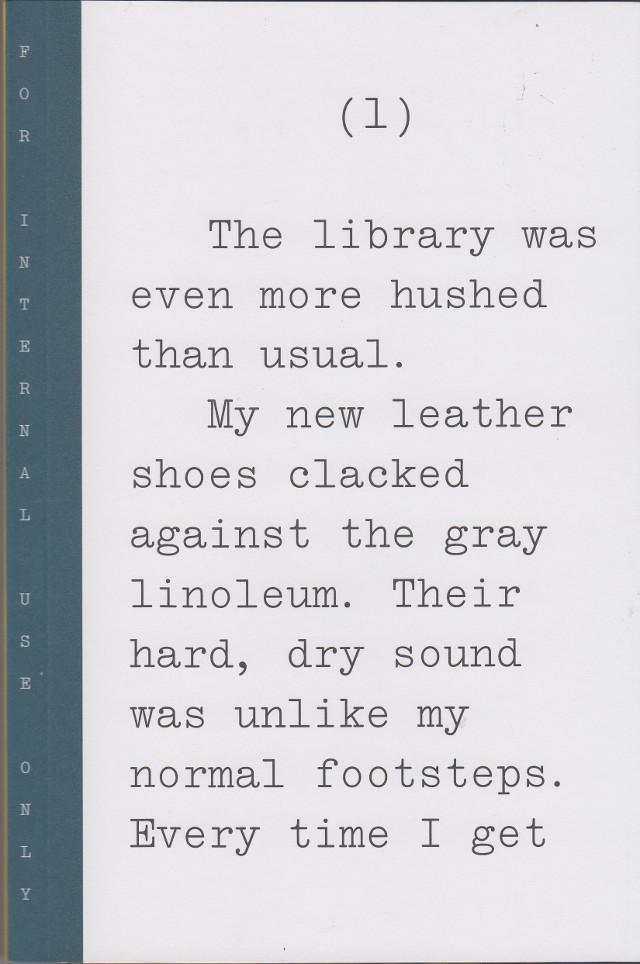 Murakami Strange Library p.1
