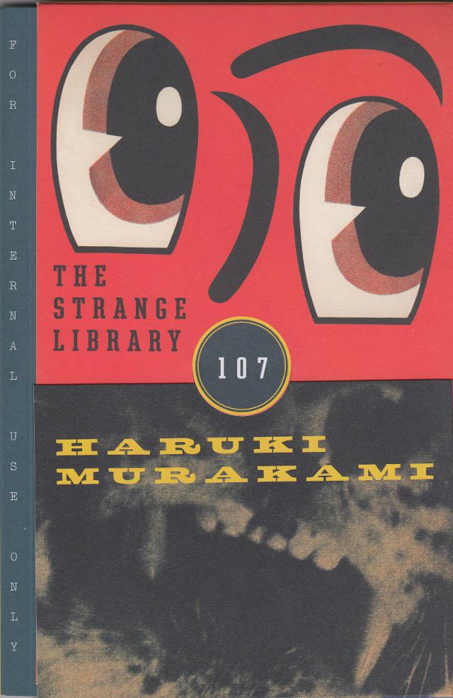 Murakami Strange Library