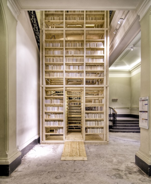 Rintala Eggertsson's 'Ark'