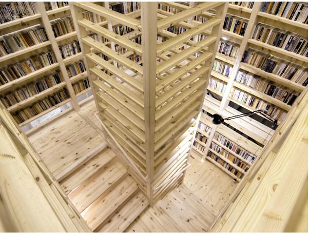 Rintala Eggertsson's 'Ark' d