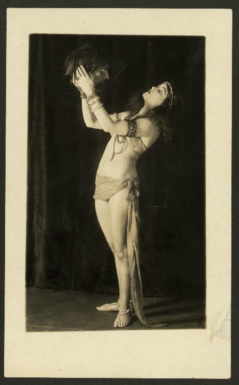 Wilde Salome NYPL