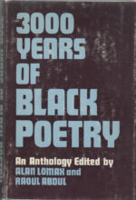 3000 Years Black Poetry