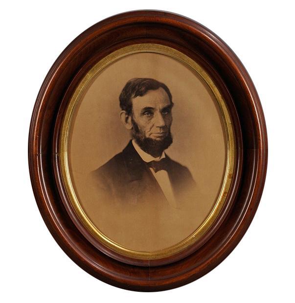 Lincoln portrait 1863