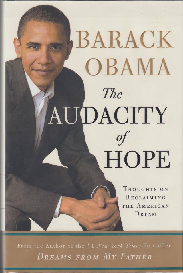 Obama Audacity