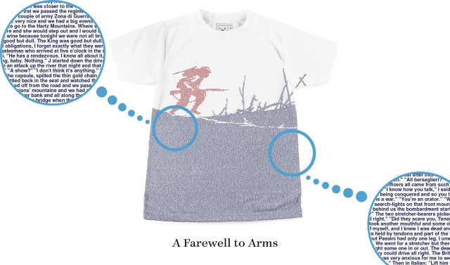 Litographs---A-Farewell-To-Arms