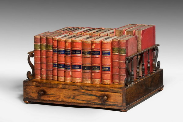 Regency book carrier a