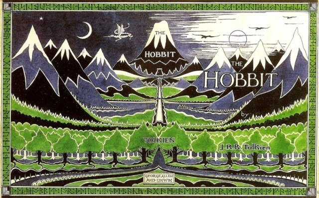 The-hobbit-first-edition-dust-jacket