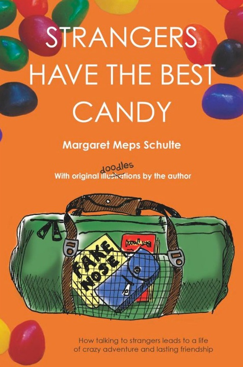 odd book title Strangers Have the Best Candy