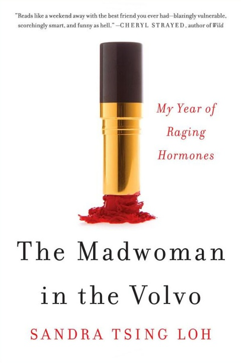 odd book titles Madwoman in the Volvo
