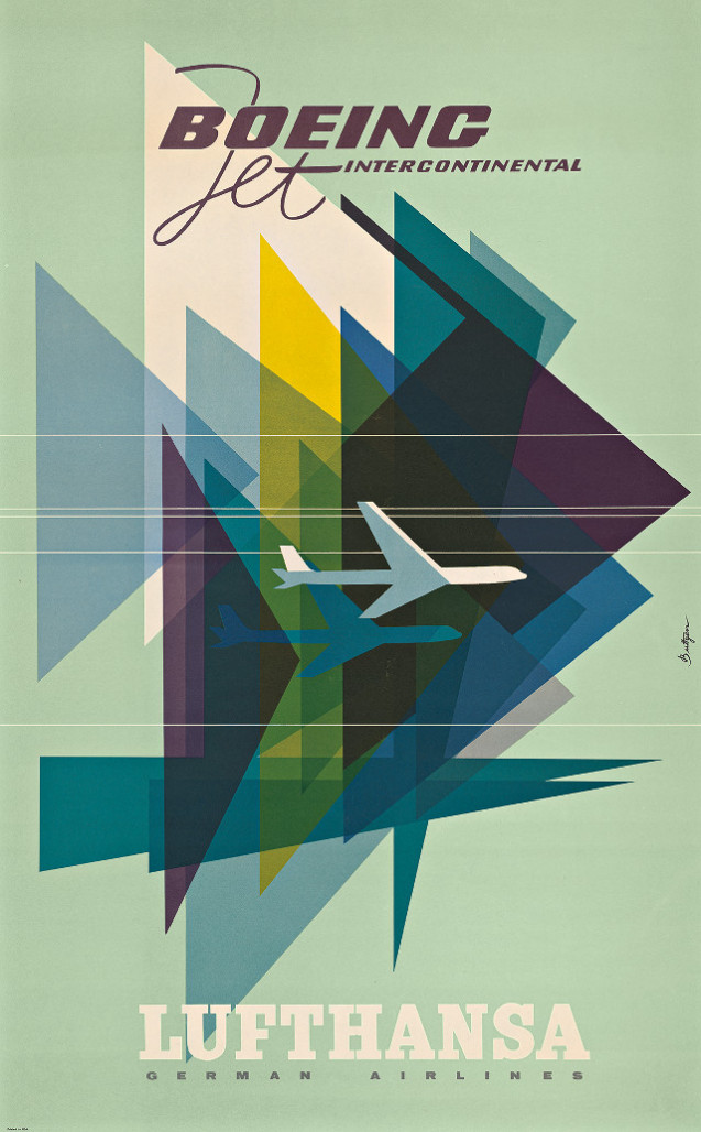 Airline Identity Boeing