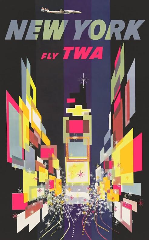 Airline Identity TWA