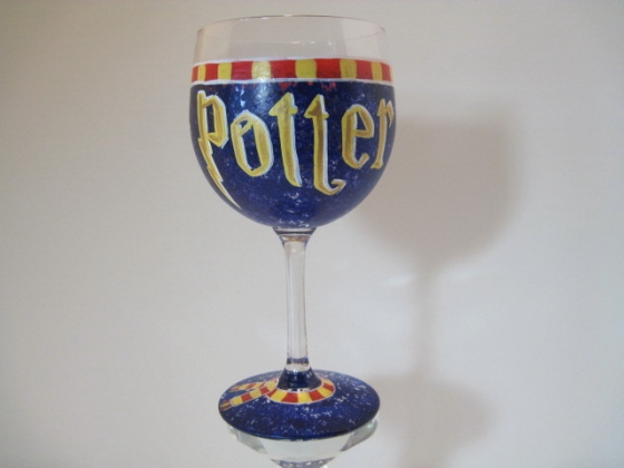 book glasses Potter