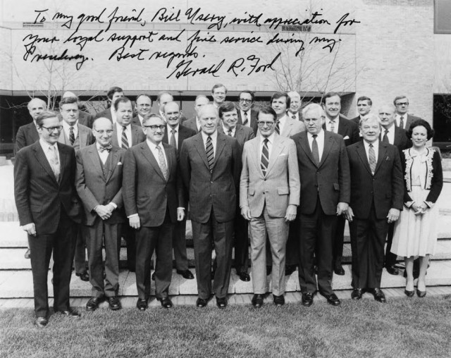 Gerald_R_Ford_Library_Dedication