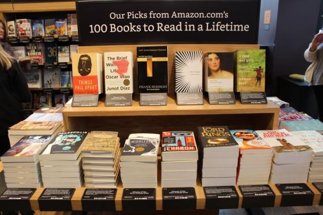 amazon books top 100