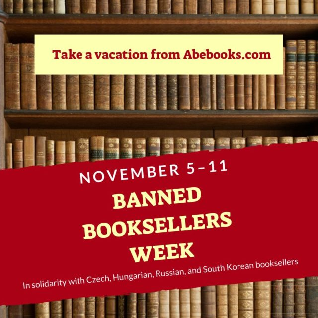 Bookseller Revolt: Independents Vacate Abebooks in
